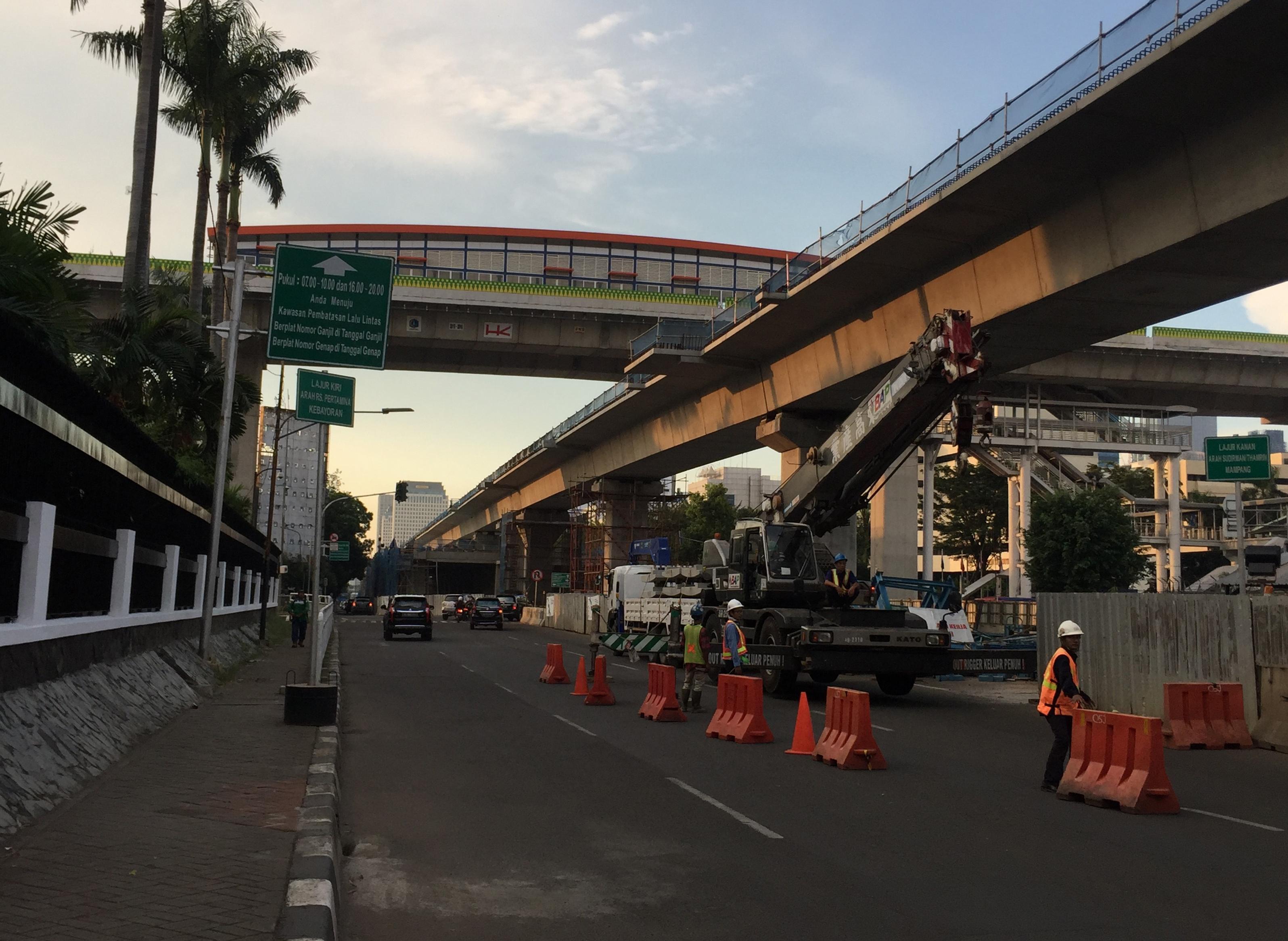 Jakarta MRT (Mass Rapid Transit)